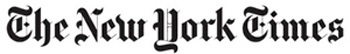 New York Times banner